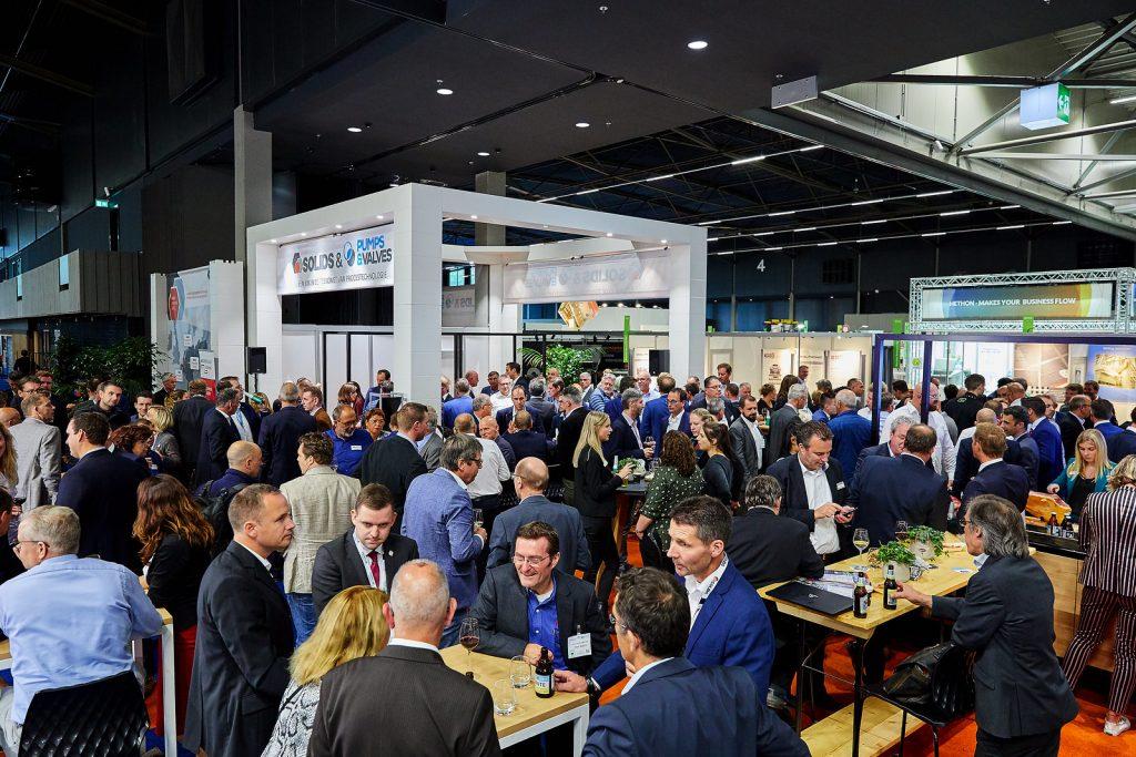 solids trade show rotterdam 2019